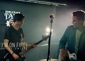 Press Release: Riley Smith Releases New Single and New Video I'm On Fire