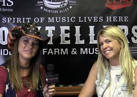Tap Into Indie: Jaime Fox & Desert Okies CMA Fest 2017