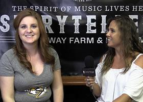 Conversations with Camille Rae CMA Fest 2017
