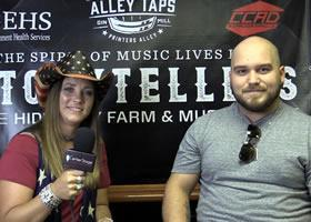 Tap Into Indie: Tyler Jordan CMA Fest 2017