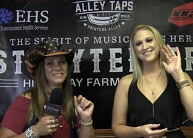 Tap Into Indie: Melissa Ramski CMA FEST 2017