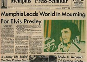 Music Is What Memories Sound Like, even 40 Years Later, Elvis Brings Those Memories to Life