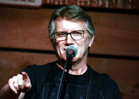 Rik Emmett of Triumph Acoustic Duo at City Winery Nashville