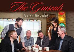 Press Release: The Grascals' BEFORE BREAKFAST Heats Up  Charts, Lights Media Fire - Available Today