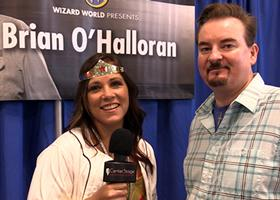 Wizard World Comic Con with Brian O'Halloran