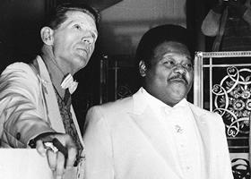Press Release: Jerry Lee Lewis Honors His Friend Fats Domino
