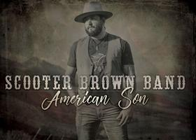 Press Release: Scooter Brown Band Releases Music Video For American Son