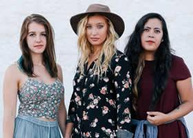 Press Release: Rising Country Trio Maybe April's Last Time Music Video Premieres on CMT Artist Discovery