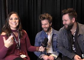 CRS 2018 with Missy: The Swon Brothers