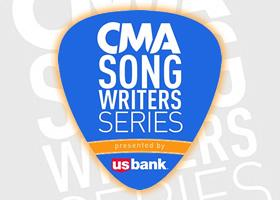 Press Release: CMA Songwriters Series Presented By US Bank Performance June 6 In Nashville To Kick Off CMA Fest