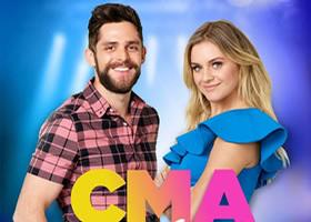 Press Release: CMA Fest Hosted By Thomas Rhett and Kelsea Ballerini Premieres This Wednesday!