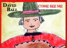 Grammy Award Winner David Ball Releases First New Album in Eight Years