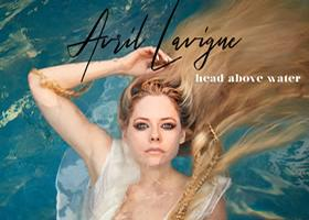 Avril Lavigne Releases New Single Head Above Water