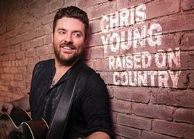 "Press Release: Chris Young releases raucous music video for his latest hit, ""Raised On Country,"""