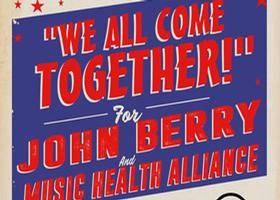 We Come Together For John Berry