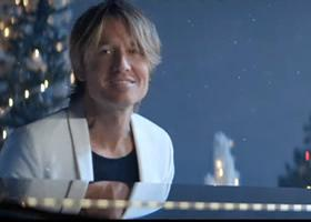 "Press Release: Keith Urban's ""I'll Be Your Santa Tonight"" Marks First Ever Christmas Release"