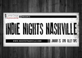 Indie Nights in Nashville Premieres Saturday, January 25, 2020
