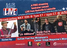 Press Release: Comedian Red Green Headlines Inaugural i65 LIVE with Special Guests
