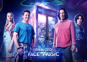 Bill & Ted Face The Music Interview with Alex Winter