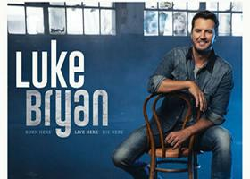 Luke Bryan reaches to fans on music.com