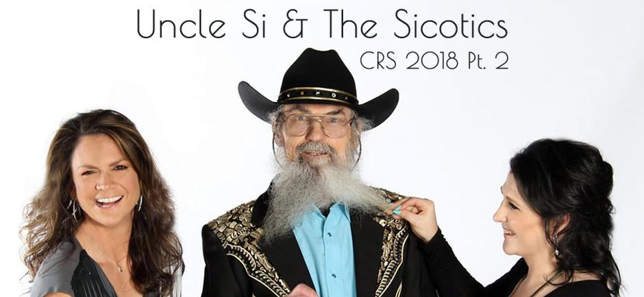 CRS 2018 with Laura: Uncle Si & The Sicotics