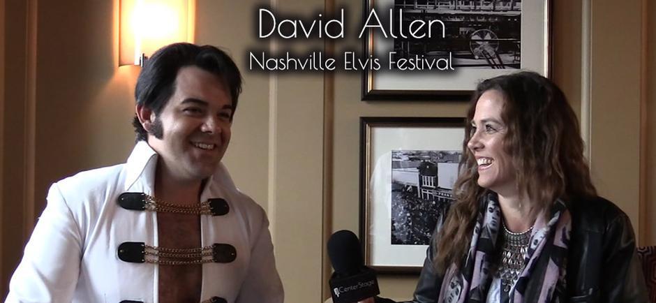 Conversations with Missy: David Allen, Nashville Elvis Festival