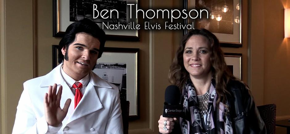 Conversations with Missy: Ben Thompson, Nashville Elvis Festival