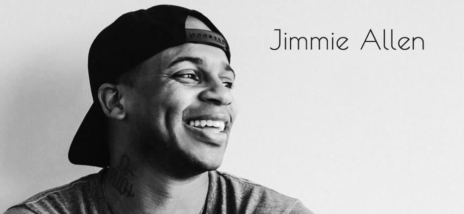 Somewhere On A Beach with Laura: Jimmie Allen