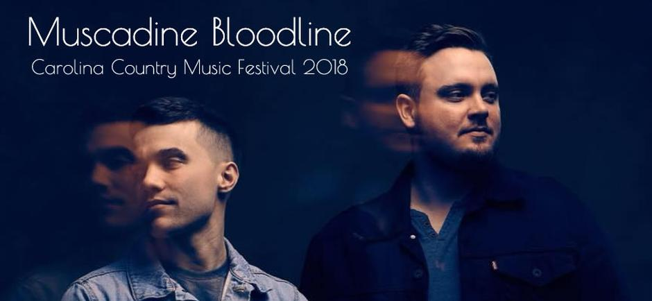 Somewhere On A Beach with Laura: Muscadine Bloodline