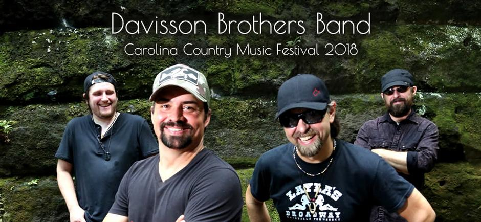 Somewhere On A Beach with Laura: The Davisson Brothers Band