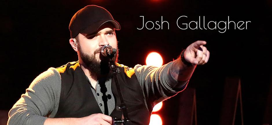 CMA Fest 2018 with Missy: Josh Gallagher