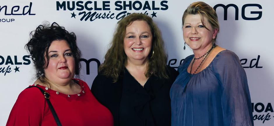 The Shoal Sisters : Muscle Shoals Small Town Big Sound