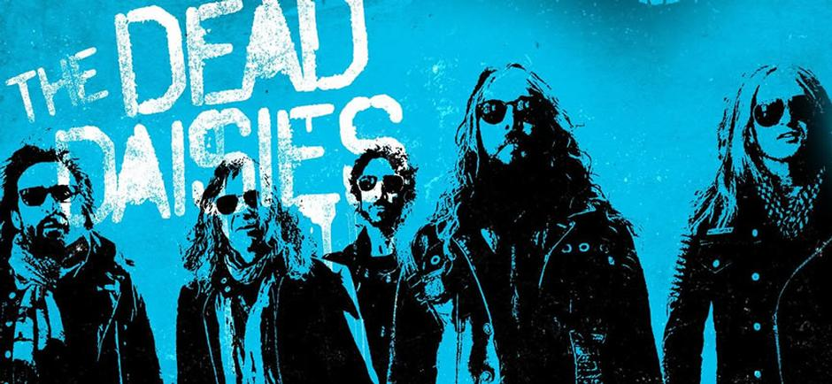 The Dead Daisies 'Burn It Down' at Mercy Lounge