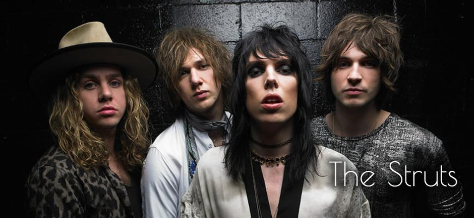 The Struts bring 'Body Talks' to Druid City Music Hall