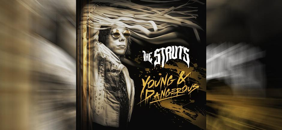 British rockers The Struts have released the long-awaited follow up to their 2016 debut