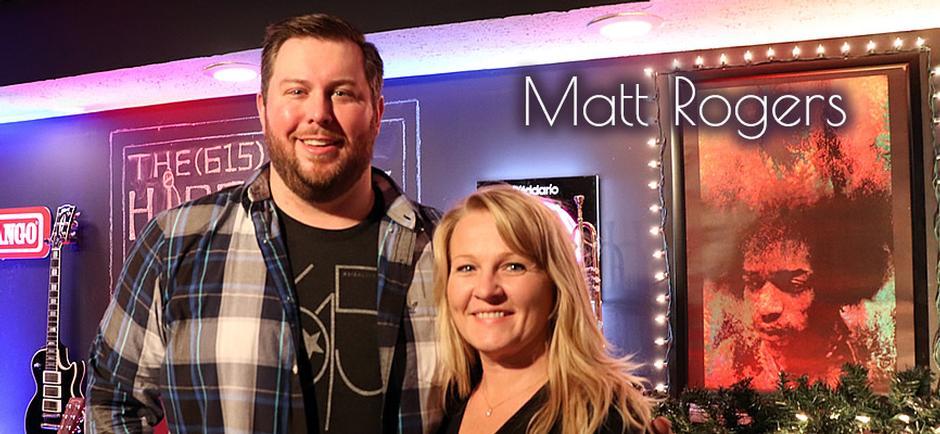 Angie Dawn's Not So Secret Diary: Matt Rogers