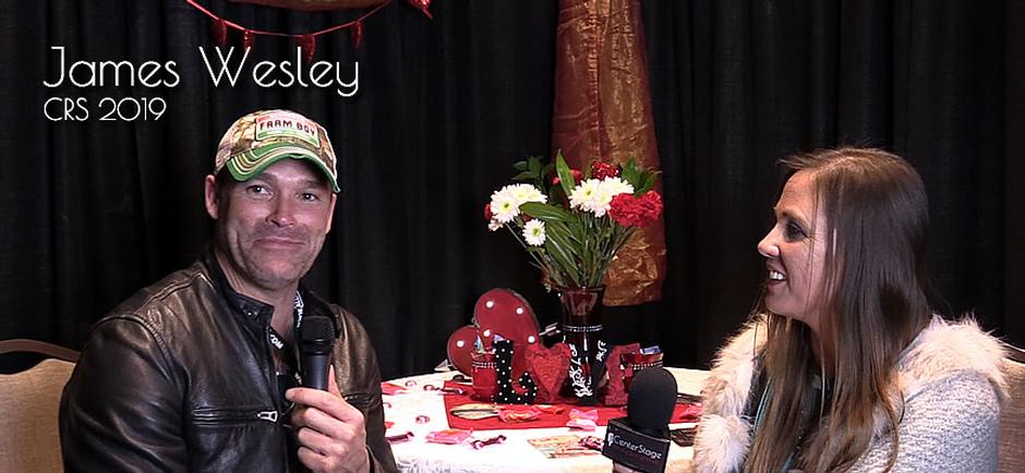 CRS50 with Missy: James Wesley