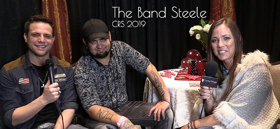 CRS50 with Missy: The Band Steele