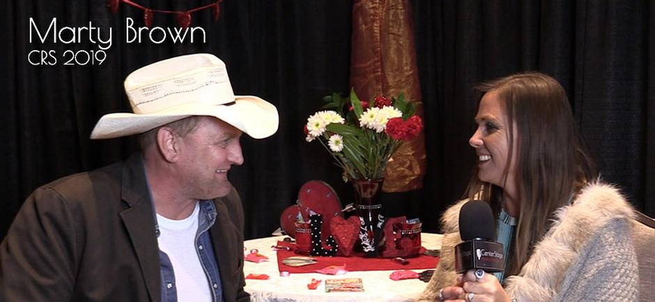 CRS50 with Missy: Marty Brown