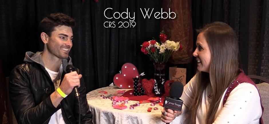 CRS50 with Missy: Cody Webb
