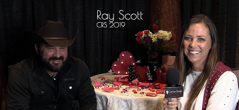 CRS50 with Missy: Ray Scott