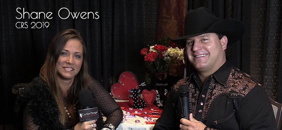 CRS50 with Missy: Shane Owens