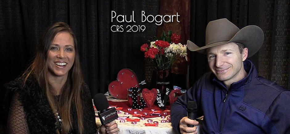 CRS50 with Missy: Paul Bogart