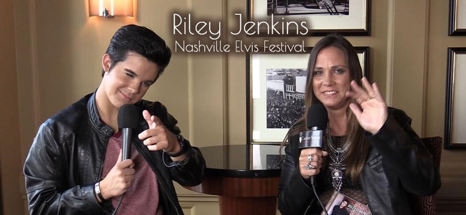 Conversations with Missy: Riley Jenkins at Nashville Elvis Festival