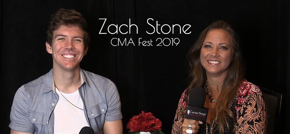 CMA Fest 2019 with Missy: Zach Stone