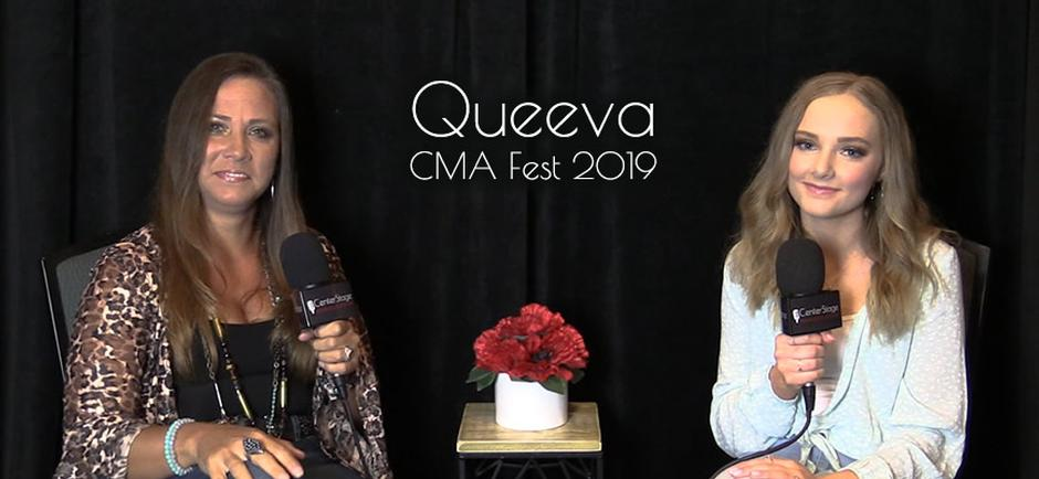 CMA Fest 2019 with Missy: Queeva