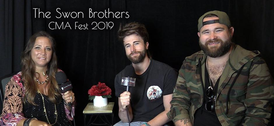 CMA Fest 2019 with Missy: Swon Brothers