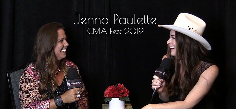 CMA Fest 2019 with Missy: Jenna Paulette