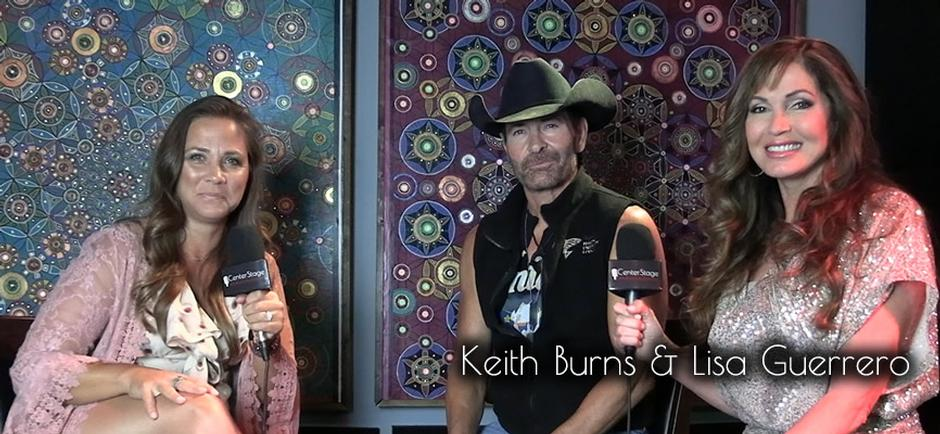 Conversations with Missy: Keith Burns & Lisa Guerrero