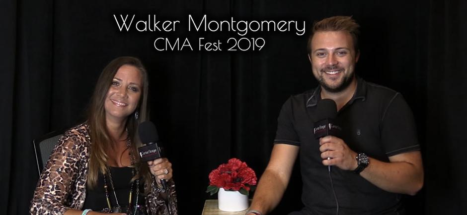 CMA Fest 2019 with Missy: Walker Montgomery